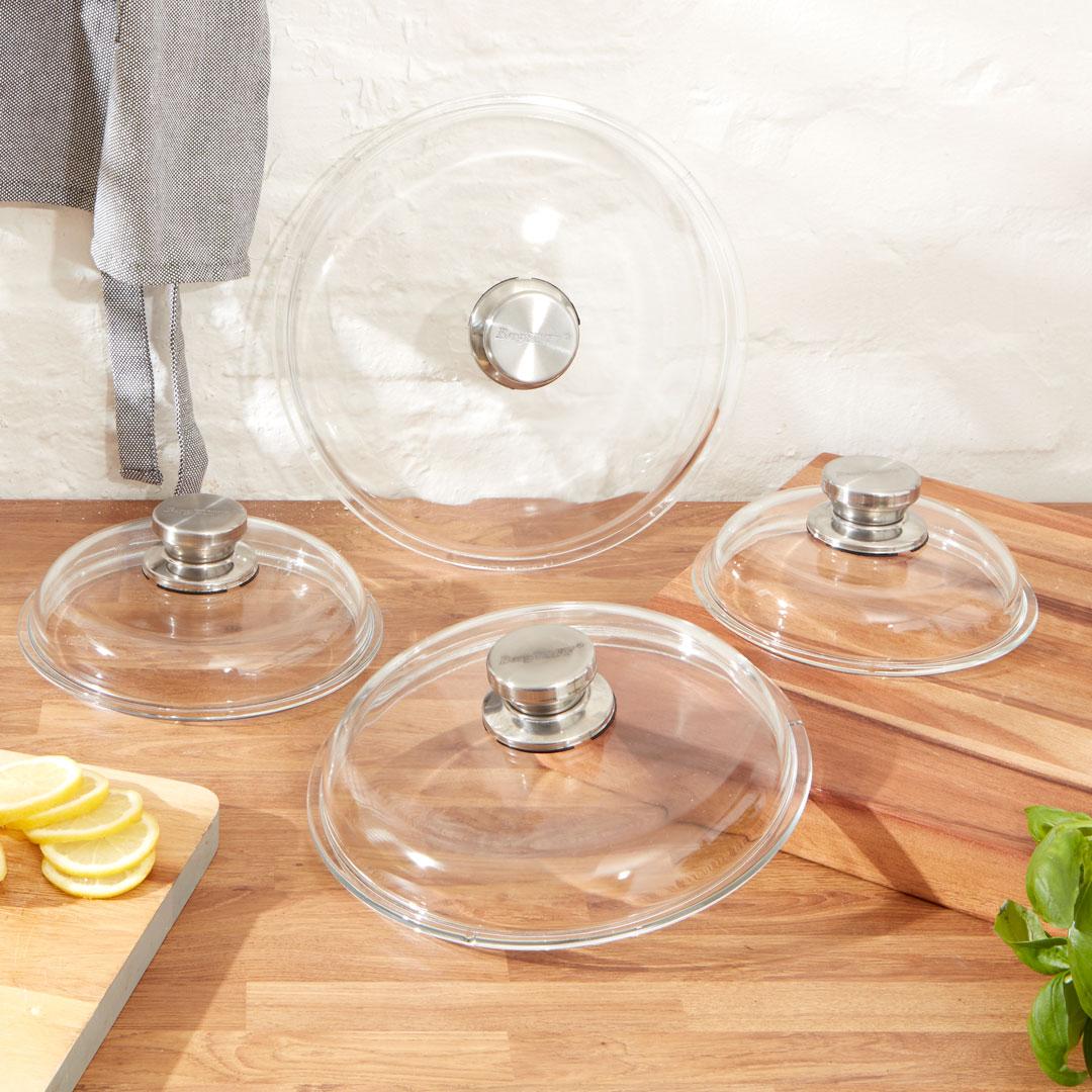 Glass Saucepan Lids